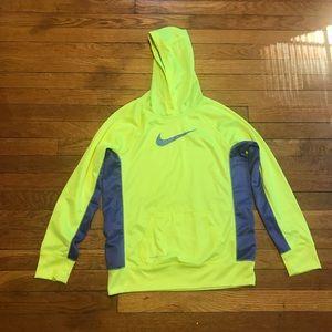Nike hoodie- thermafit